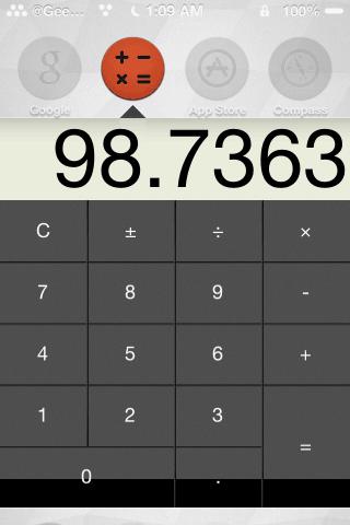 Velox Calculator Addon