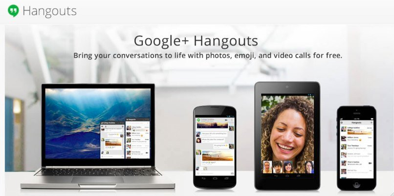 Unified Hangouts Google Messaging
