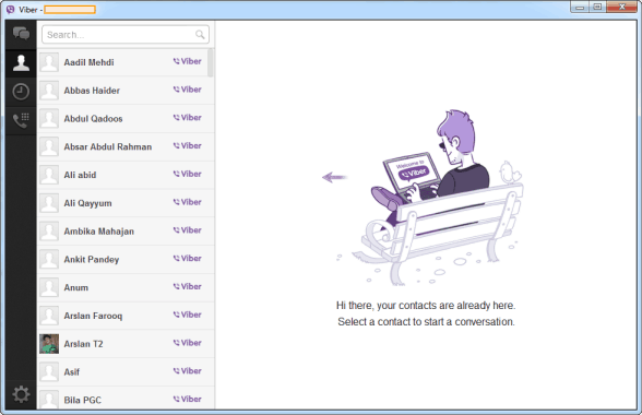 Viber Windows Client
