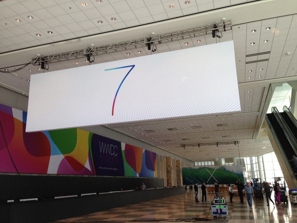 iOS 7 banner