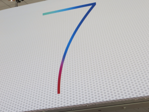 iOS 7 Official Banner