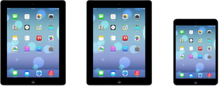 iOS 7 Beta download iPad