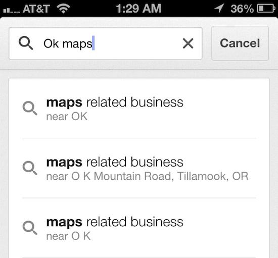 Offline Google Maps 2.0