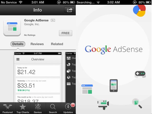 Google_Adsense_App_iOS