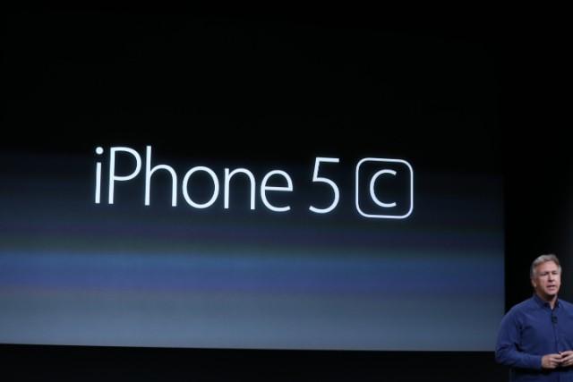 iPhone 5C announced
