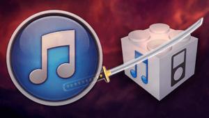 iTunes Custom iPsw