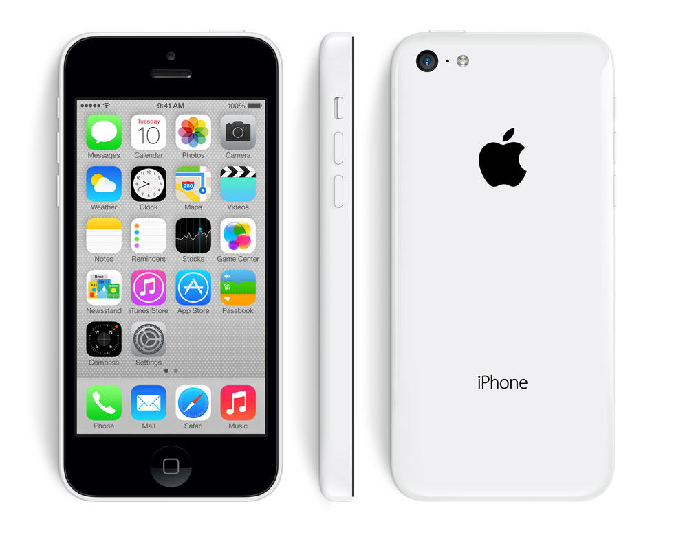 white-iPhone-5c