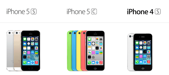 iphone 5 compared to iphone 5s detailed comparison iphone 5s vs iphone 5c vs iphone 4s 6693